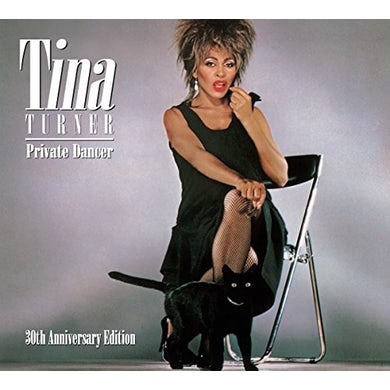 Tina Turner PRIVATE DANCER Vinyl Record