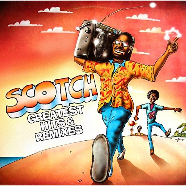 Scotch GREATEST HITS & REMIXES CD