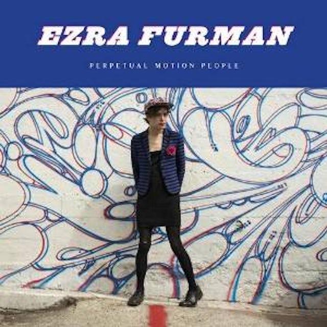 Ezra Furman PERPETUAL MOTION PEOPLE CD