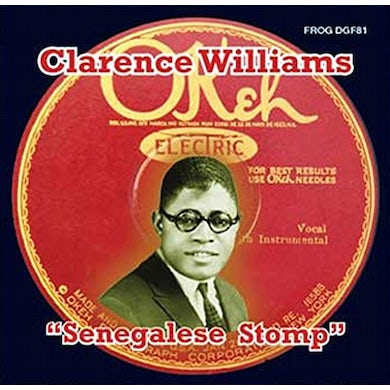 Clarence Williams SENEGALESE STOMP CD