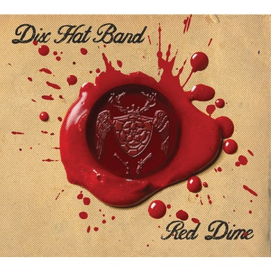 Dix Hat Band RED DIME CD