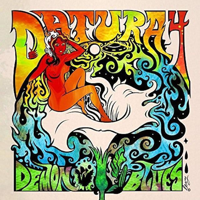 DATURA4 DEMON BLUES CD