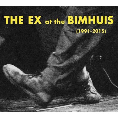 Ex AT THE BIMHUIS (1991-2015) CD