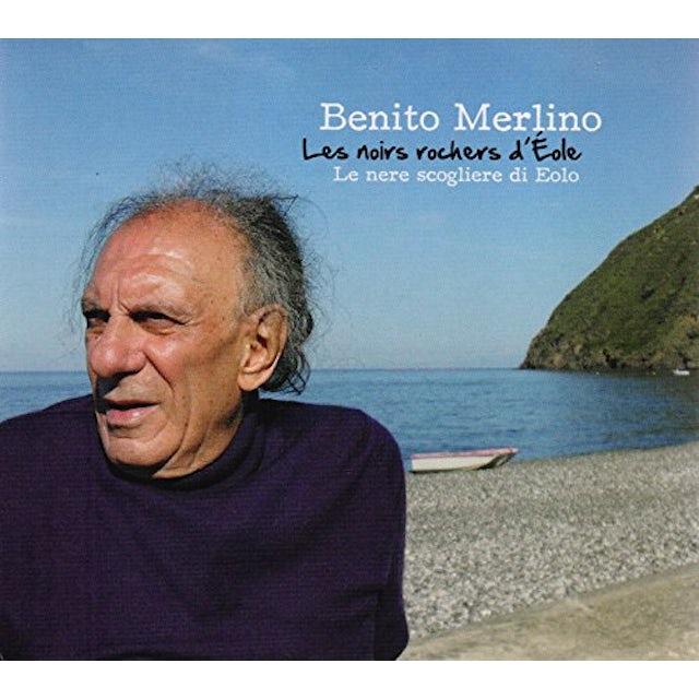 Benito Merlino LE NERE SCOGILIERE DI EOLO CD