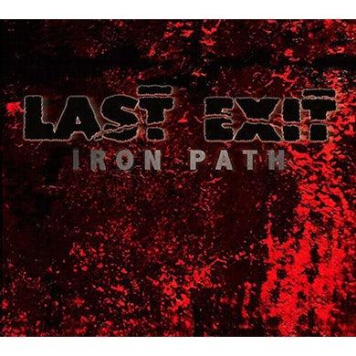 LAST EXIT IRON PATH CD