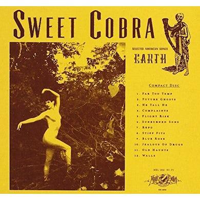 Sweet Cobra EARTH CD