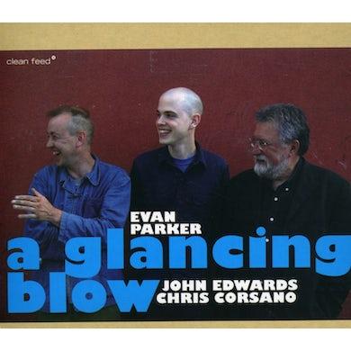 Evan Parker GLANCING BLOW CD