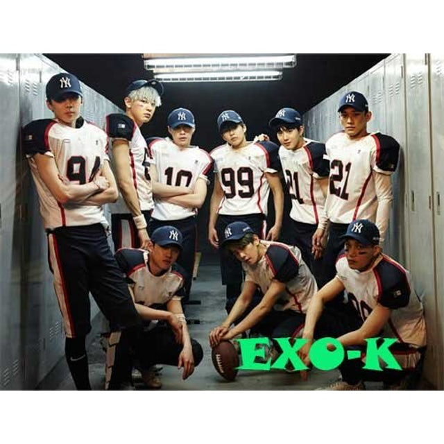 EXO LOVE ME RIGHT VOL.2 KOREAN VERSION CD