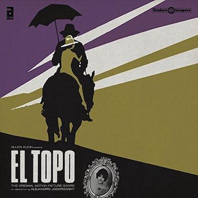 EL TOPO / O.S.T. Vinyl Record