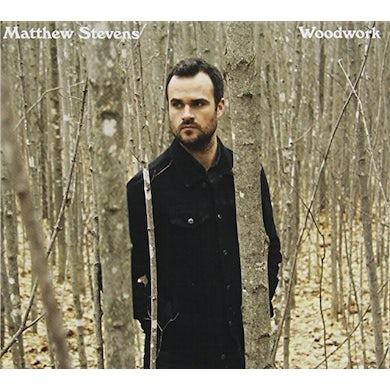 Matthew Stevens WOODWORK CD