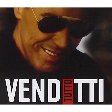 Antonello Venditti TUTTOVENDITTI CD