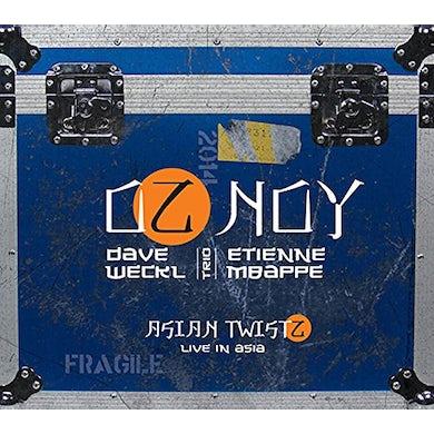 Oz Noy ASIAN TWISTZ-LIVE IN ASIA CD