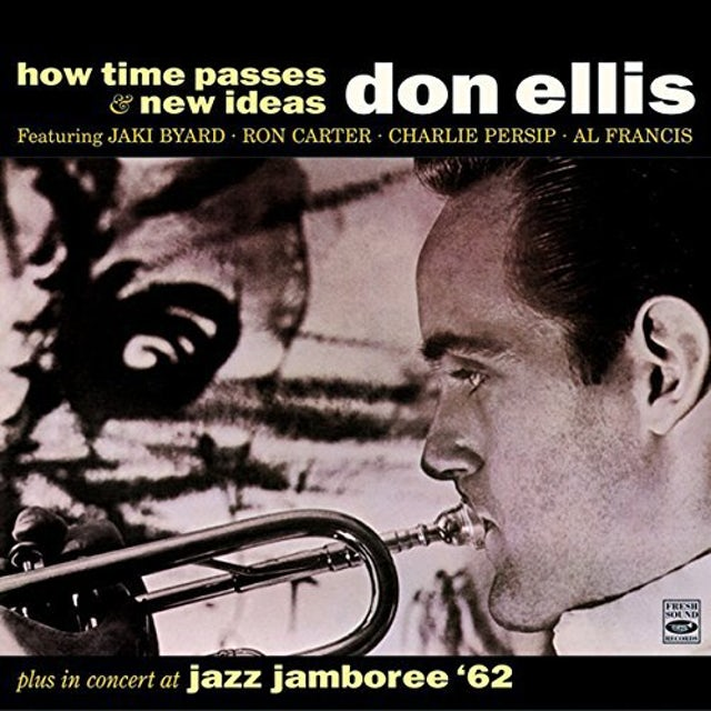 Don Ellis HOW TIME PASSES/NEW IDEAS CD