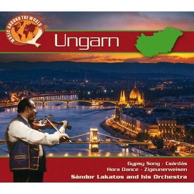 Sandor Lakatos MUSIC AROUND THE WORLD/HONGRIE CD