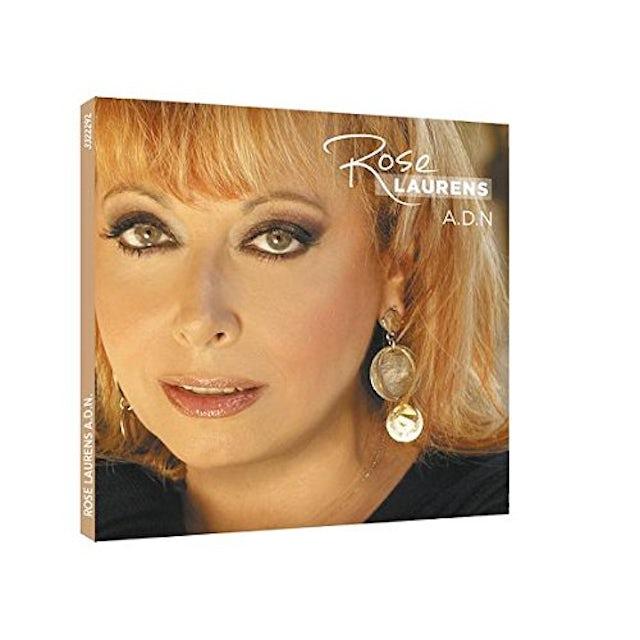 Rose Laurens A.D.N CD
