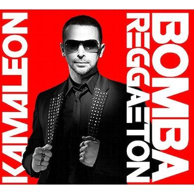 Kamaleon REGGAETON BOMBA CD