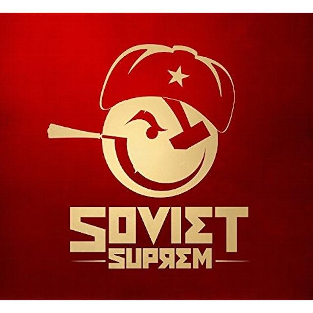 Soviet Suprem L'INTERNATIONALE-NOUVELLE EDITION CD