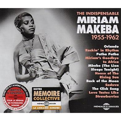 Miriam Makeba INDISPENSABLE 1955-1962 CD