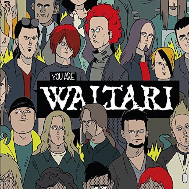 YOU ARE WALTARI CD