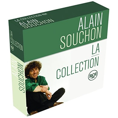 Alain Souchon LA COLLECTION CD