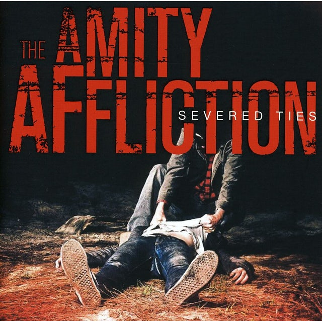 The Amity Affliction SEVERED TIES CD