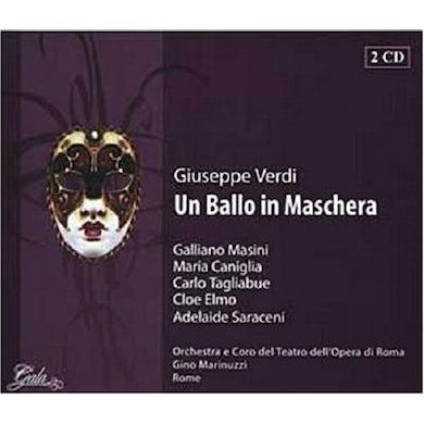 G. Verdi BALLO IN MASCHERA UN CD