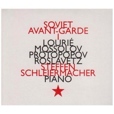 Steffen Schleiermacher L'AVANT GARDE SOVIETIQUE 1 CD