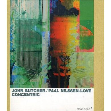 John Butcher CONCENTRIC CD