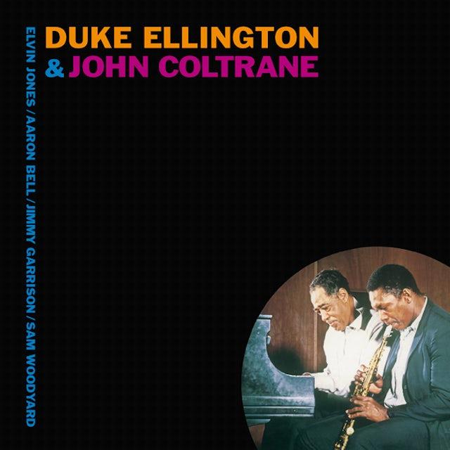 Duke Ellington & John Coltrane Vinyl Record