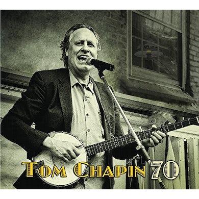 Tom Chapin 70 CD