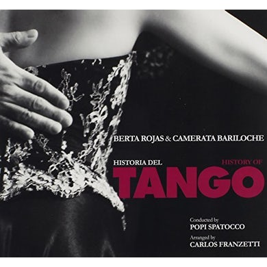 HISTORIA DEL TANGO CD