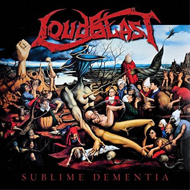 LOUDBLAST SUBLIME DEMENTIA CD