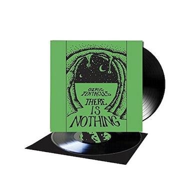 THERE IS NOTHING Vinyl Record