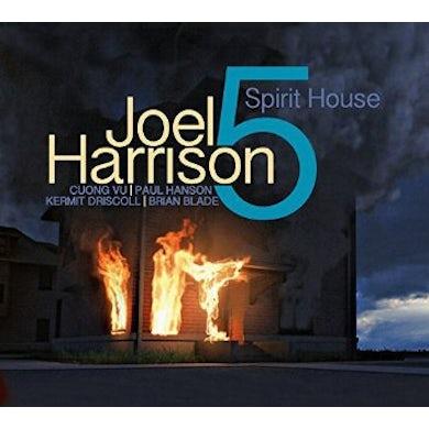 Joel Harrison SPIRIT HOUSE CD