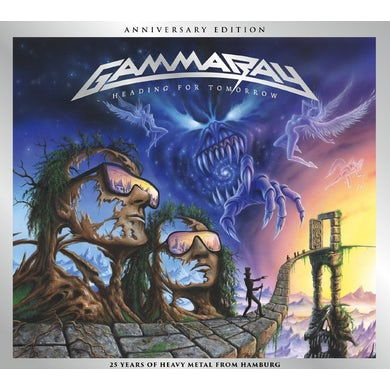Gamma Ray HEADING FOR TOMORROW CD