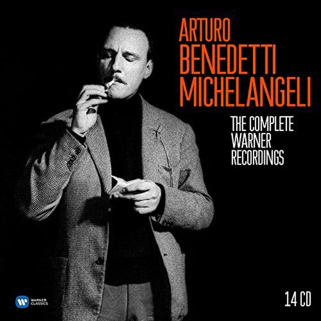 Arturo Benedetti Michelangeli COMPLETE WARNER RECORDINGS CD