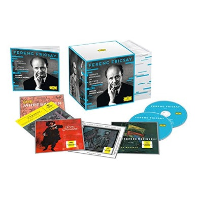 Ferenc Fricsay COMPLETE RECORDINGS ON DEUTSCHE GRAMMOPHON VOL 2 CD