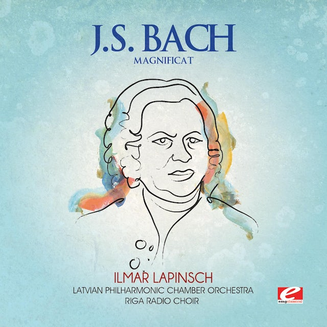 J.S. Bach MAGNIGICAT CD