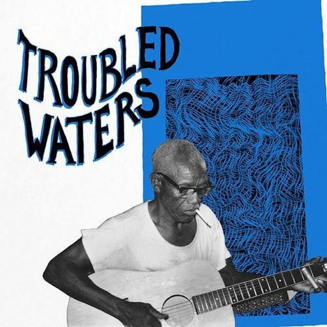 TROUBLED WATERS / VARIOUS Vinyl Record