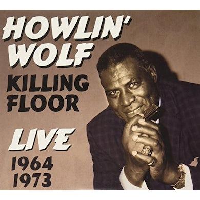 Howlin' Wolf KILLING FLOOR CD