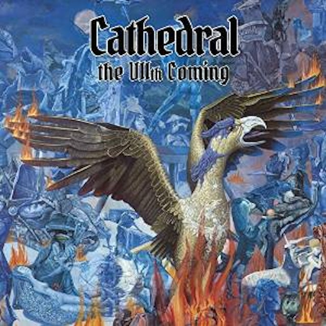 Cathedral VIITH COMING Vinyl Record