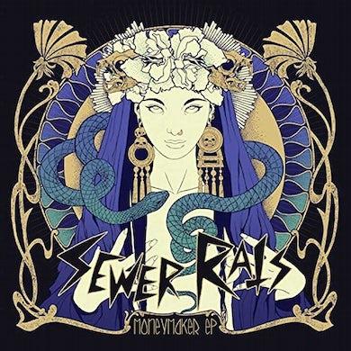 SEWER RATS MONEYMAKER EP Vinyl Record