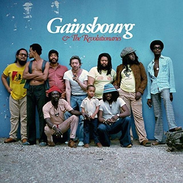 Serge Gainsbourg GAINSBOURG & REVOLUTIONARY CD