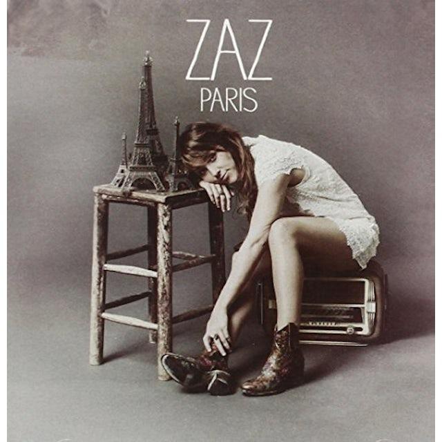 Zaz PARIS (SPANISH EDITION) CD