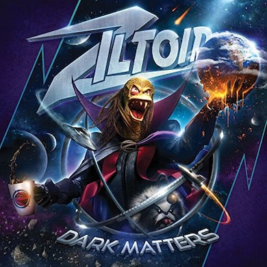 Devin Townsend Project DARK MATTERS CD