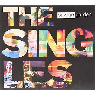 Savage Garden SINGLES CD