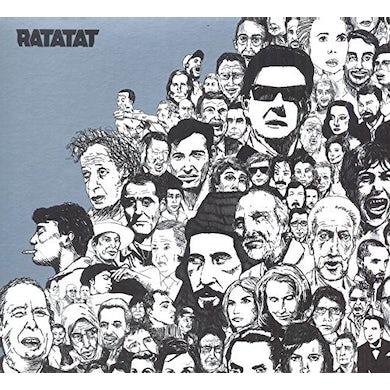 Ratatat MAGNIFIQUE CD