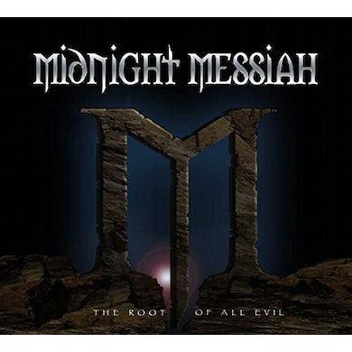 MIDNIGHT MESSIAH ROOT OF ALL EVIL Vinyl Record