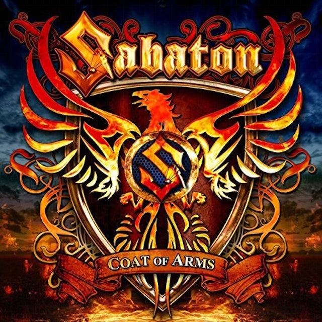 Sabaton COAT OF ARMS Vinyl Record