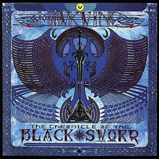 Hawkwind CHRONICAL OF THE BLACK SWORD Vinyl Record - UK Release